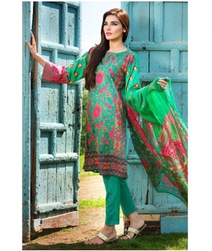 khaadi-winter-collection-2015-e15708b-green-front