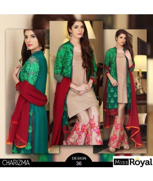 Miss Royal - Charizma - Design 36