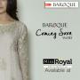 Baroque Charismatic Luxury Chiffon Dress vol3 - 01d